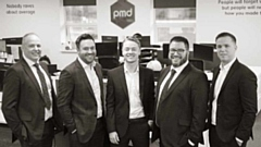 The PMD Structure Finance Solutions team is Peter Dobson, Director, Mark Millhouse, Structured Finance Director, Callum Bull, Structured Finance Director, Nathan Curbishley, Structured Finance Director and Tom Brown, Director