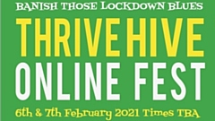 Thrive Hive Fest will be streamed online on the weekend of February 6-7