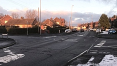 Propps Hall Drive in Failsworth