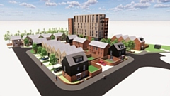 First Choice Homes Oldham has launched its consultation on the proposed West Vale  development