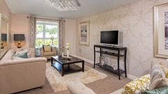 Barratt Homes is ready to assist prospective buyers at its developments across Greater Manchester