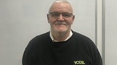 Yodel Transport Supervisor Gary Fairclough
