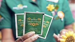 'Seeds of Hope' being given out free at Morrisons
