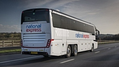National Express bookings for travel in the week from Monday, April 12 have increased by 37%