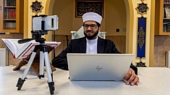 Imam Qari Asim, Chair of the Mosques and Imams National Advisory Board