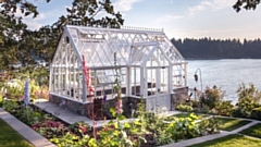 Hartley Botanic is a historic English business, specialising in luxury, bespoke and handmade aluminium Glasshouses and Greenhouses