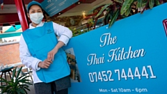 The Thai Kitchen has opened on Tommyfield Market