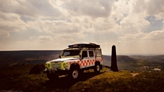 Mountain rescue�responded and arrived at the same time as NWAS paramedics