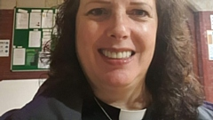 The�Rev Anne Gilbert - Rochdale's new vicar