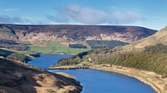 Visitors once again flocked to Dovestone Reservoir over the Easter weekend