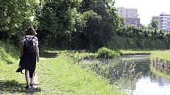 Why not try a leisurely canal walk?