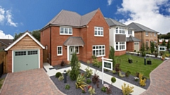 Examples of the homes from Redrow�s Heritage Collection at nearby Saddleworth View, in Moorside