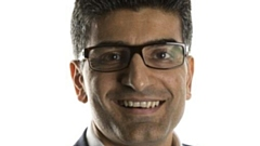 MIP Chair, Simon Arora, who is the CEO of B & M Retail